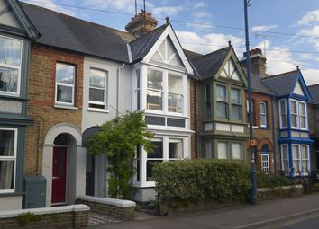 4 bed terraced house for sale in Cromwell Road, Whitstable CT5