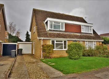 Thumbnail 3 bed semi-detached house for sale in Lincroft, Oakley