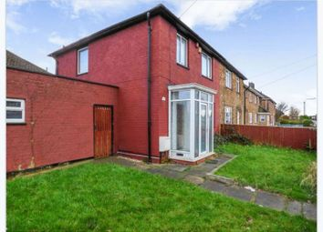 Thumbnail 3 bed terraced house for sale in Sutcliffe Avenue, Grimsby
