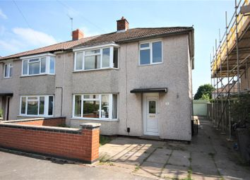 Thumbnail 3 bed semi-detached house for sale in Ravenslea, Ravenstone, Coalville