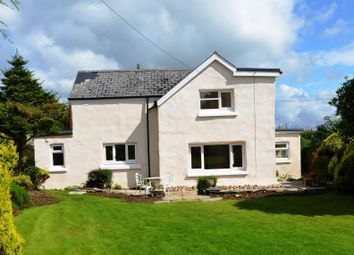 Thumbnail 3 bed detached house for sale in Maesydelyn, Efailwen, Clynderwen, Carmarthenshire