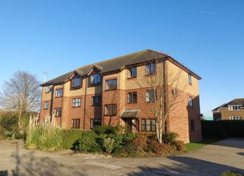 Thumbnail 1 bed flat to rent in Copper Hall Close, Rustington, Littlehampton