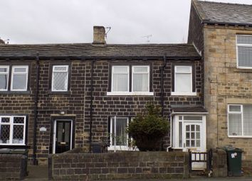 Thumbnail 2 bed terraced house for sale in Holroyd Hill, Wibsey, Bradford