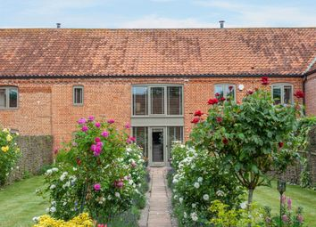 Thumbnail 4 bed barn conversion for sale in Back Lane, Great Bircham, King's Lynn