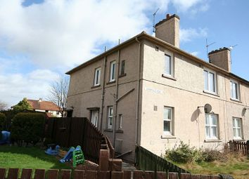 Thumbnail 2 bed flat for sale in Somerville Road, Leven