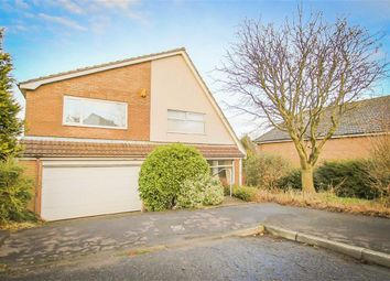 Thumbnail 4 bed detached house for sale in Howorth Close, Burnley, Lancashire