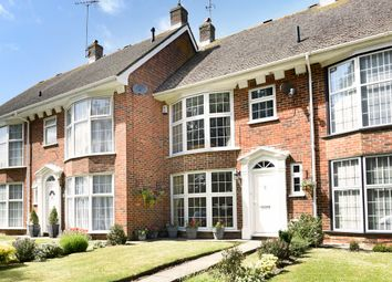 Thumbnail 3 bed terraced house for sale in Paddock Green, Rustington, Littlehampton