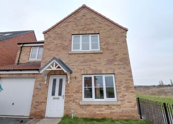 Thumbnail 4 bed detached house for sale in Plover Way, Scunthorpe