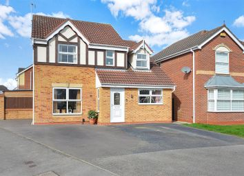 Thumbnail 5 bed detached house for sale in Felton Avenue, Mansfield Woodhouse, Mansfield