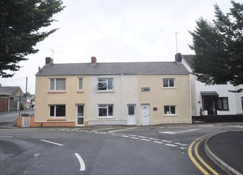 Thumbnail 1 bed terraced house for sale in Little Water Street, Carmarthen