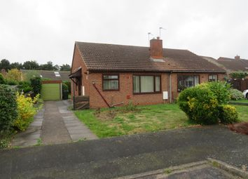 Thumbnail 2 bed semi-detached bungalow for sale in Blue Bell Court, Blaxton, Doncaster