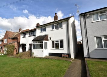 Thumbnail 3 bed semi-detached house for sale in Meadow Walk, Wilmington, Dartford, Kent