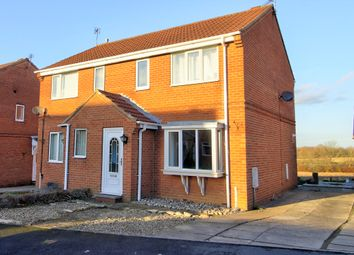 Thumbnail 3 bed semi-detached house for sale in Dickens Road, Malton