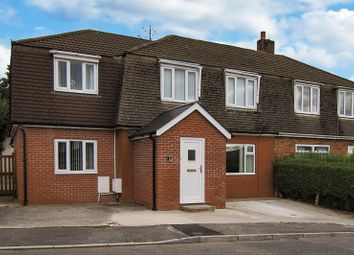 Thumbnail 5 bed semi-detached house for sale in South Bank, Beaufort, Ebbw Vale, Gwent