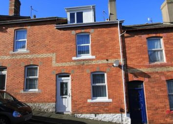 Thumbnail 2 bed terraced house for sale in Tudor Road, Newton Abbot