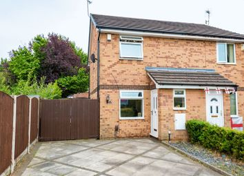 Thumbnail 2 bed semi-detached house for sale in Ancrum Road, Kirkby, Liverpool