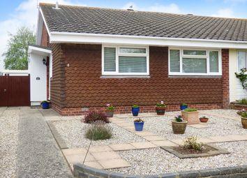 Thumbnail 3 bed semi-detached bungalow for sale in The Haven, Littlehampton