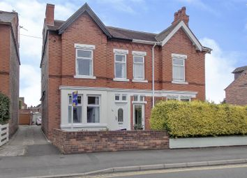 Thumbnail 4 bed semi-detached house for sale in College Street, Long Eaton, Nottingham