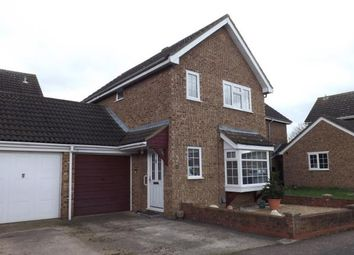 Thumbnail 3 bed detached house for sale in Osprey Road, Biggleswade, Bedfordshire