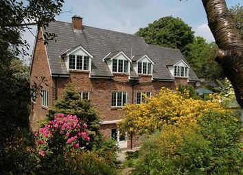 Thumbnail 5 bed detached house for sale in Cottage Lane, Macclesfield, Cheshire
