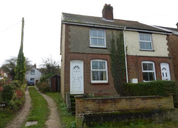Thumbnail 3 bedroom semi-detached house for sale in The Lizard, Wymondham