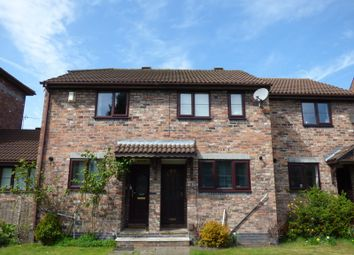 Thumbnail 2 bed town house for sale in Mobberley Road, Knutsford, Cheshire