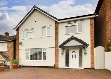 4 bed detached house for sale in Marshall Hill Drive, Mapperley, Nottinghamshire NG3