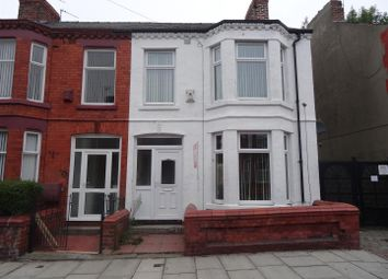 Thumbnail 3 bed semi-detached house to rent in Raffles Road, Tranmere, Birkenhead