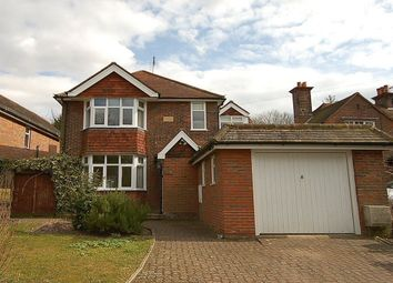 Thumbnail 4 bed detached house to rent in Wycombe Road, Princes Risborough