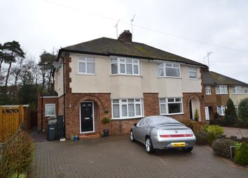 Thumbnail 3 bed semi-detached house for sale in St Davids Drive, Broxbourne