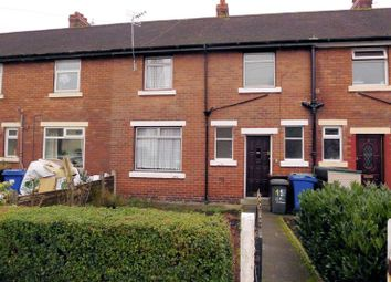 Thumbnail 3 bed terraced house for sale in Brierley Avenue, Whitefield, Manchester