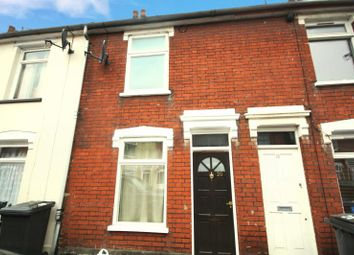 Thumbnail 2 bed terraced house to rent in Surrey Road, Ipswich, Suffolk
