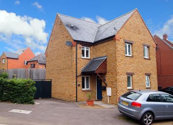 Thumbnail 2 bed semi-detached house to rent in High Street, Collingtree, Northampton