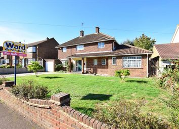 Thumbnail 4 bed detached house for sale in Darland Avenue, Darland, Gillingham, Kent