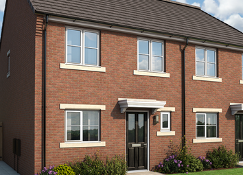 """Thumbnail 3 bedroom property for sale in """"The Clarendon At Norton Park, Stockton"""" at Kingfisher Avenue, Stockton-On-Tees"""