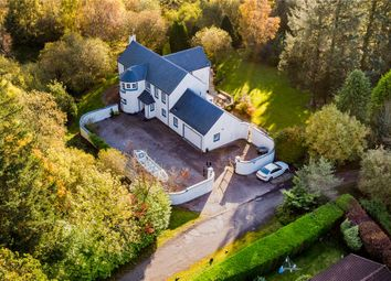 Thumbnail 5 bed detached house for sale in Tathieknowe, West Glen Road, Kilmacolm