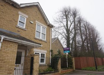 Thumbnail 3 bed end terrace house to rent in Coriander Drive, Maidstone