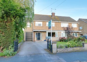 Thumbnail 4 bed semi-detached house for sale in Mill Rise, Swanland, North Ferriby