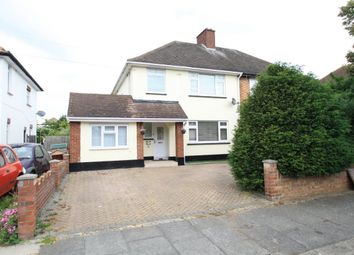 Thumbnail 4 bed property to rent in Ulster Avenue, Shoeburyness, Southend-On-Sea