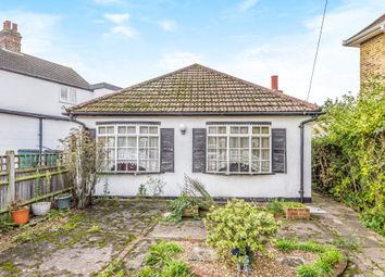 Thumbnail 2 bedroom detached bungalow for sale in Jackson Road, Bromley, Kent