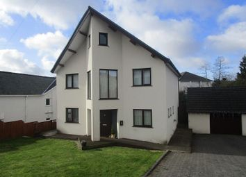 Thumbnail 3 bedroom detached house for sale in Walters Road, Cwmllynfell, Swansea, City & County Of Swansea.