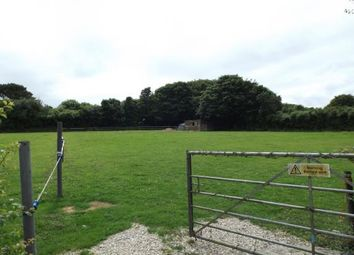 Thumbnail Land for sale in Goldsithney, Penzance, Cornwall