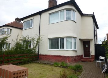 Thumbnail 2 bed semi-detached house to rent in Severus Road, Fenham, Newcastle Upon Tyne