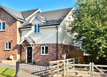 Thumbnail 2 bed end terrace house for sale in Willow Bank, Sutton St. Nicholas, Hereford