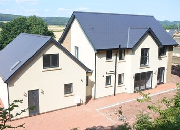 Thumbnail 4 bedroom detached house for sale in Wentwood View, Five Lanes, Caerwent, Caldicot