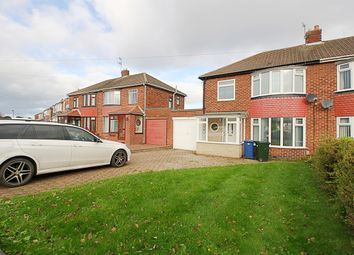 Thumbnail 3 bed semi-detached house to rent in Brendale Avenue, Westerhope, Newcastle Upon Tyne