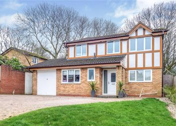 Thumbnail 4 bed detached house for sale in Morgan Close, Arley, Coventry