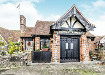 Thumbnail 2 bedroom cottage for sale in Dean Court Road, Rottingdean, Brighton