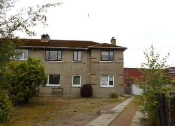 Thumbnail 3 bed flat to rent in Balvaird Place, Perth