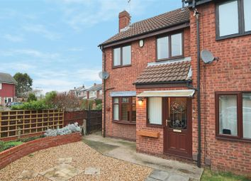 Thumbnail 2 bed town house for sale in The Hollins, Calverton, Nottingham